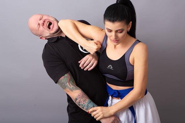 self-defense jiu jitsu techniques